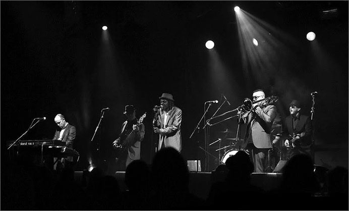 Neville Staple Band at The Assembly Room with Carl Moreton