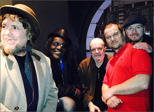 Jazz Cafe London with Jerry Dammers