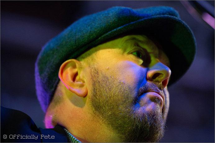 Carl Moreton Bearded Theory Festival