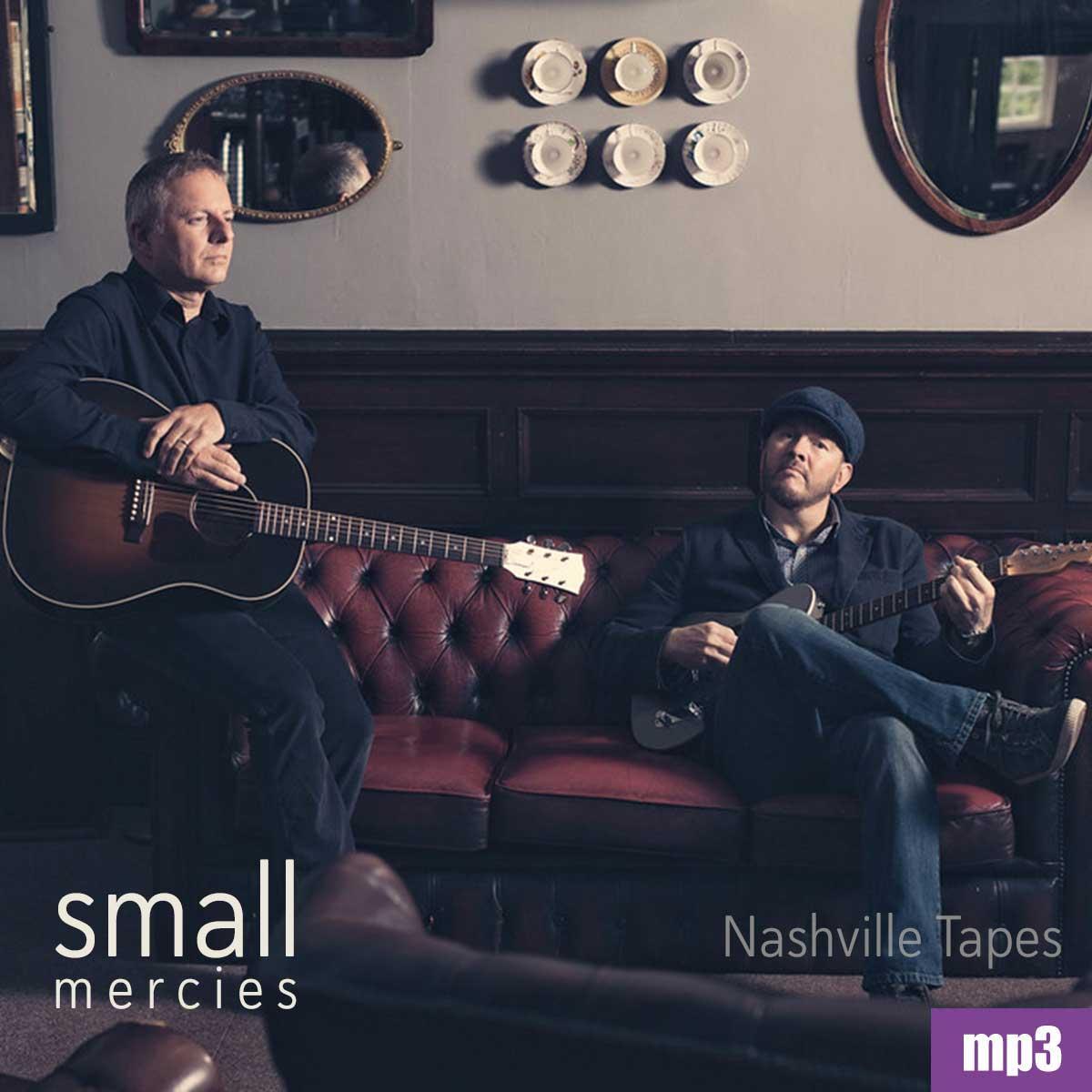 Carl Moreton Music Small Mercies Nashville Tapes MP3 album Download