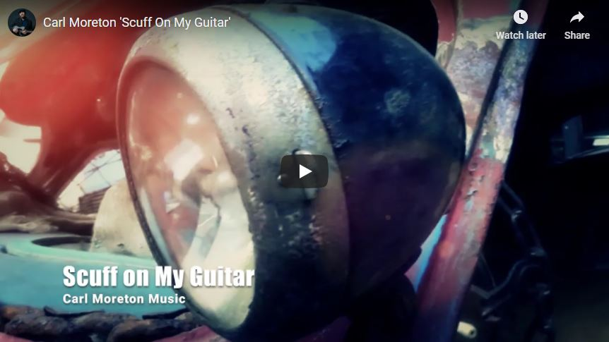 Scuff On My Guitar Video
